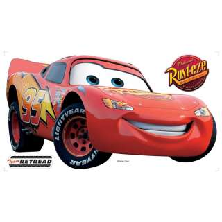 DISNEY CARS GIANT LARGE WALL STICKER NEW SEALED