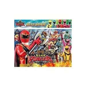 Power Rangers Jigsaw Puzzle   Bandai Power Rangers Mystic