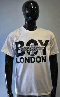 BOY LONDON THE COBRA SNAKE   T SHIRT UNISEX   RARE   RETRO FRONT