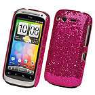 HTC Desire Custom Deco Kawaii Crystal Bling Phone Case Cover