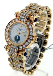 Chopard Imperial 18kGold 26mm Diamond $108,270.00 Watch