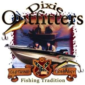 Dixie Rebel Fish BASS BOAT