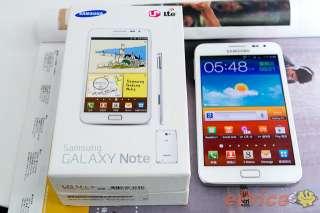 New & Unlocked Samsung Galaxy Note LTE Smartphone 32GB NFC Korea E160L