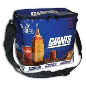 New York Giants Team Logo Cooler Bag: Sports & Outdoors