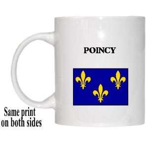 Ile de France, POINCY Mug: Everything Else