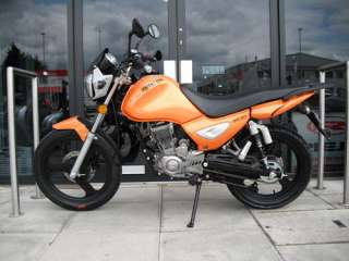 ZONTES MONSTER 125CC LEARNER LEGAL   Delivery available