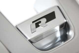 OEM VW Golf MK6 GTI GTD R Line Steering Wheel Emblem