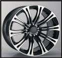 CERCHI LEGA 542 BMW 1 3 18 made in italy doppia misura