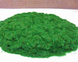CF A2 400g Green Grass Fibre Mat Model Railway Layout