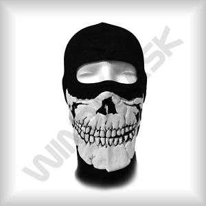Biker Totenkopf Skull Face Outdoor Masken Sturmhaube 4250454999122