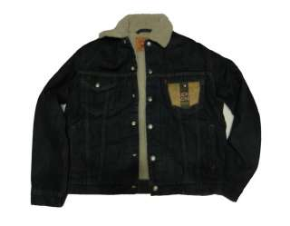 Levis Sherpa Snap Button Trucker Jacket FREE POSTAGE