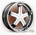 Cerchi Lega Status Wheels Fang Hyundai 7,5X18
