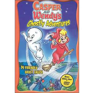 Casper And Wendys Ghostly Adventures (Full Frame): OLD STUFF