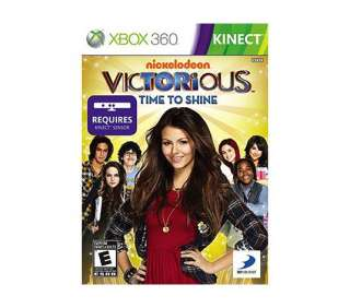 Kinect Victorious: Time to Shine   Xbox 360   QVC