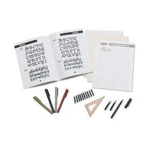 Walter Foster Calligraphy Kit: Home & Kitchen