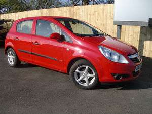 /Opel Corsa Standard 1248cc Diesel##FSH+LOW INSURANCE+60MPG##