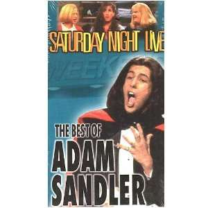 : Saturday Night Live   The Best of Adam Sandler [VHS]: Toys & Games