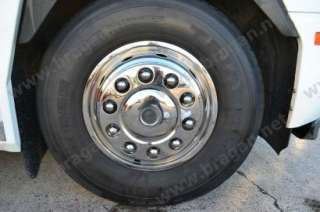 top quality hand polished high grade stainless steel new truck