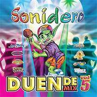 Artists   Duende Mix Sonidero, Vol. 5 in Music: Electronica  JR