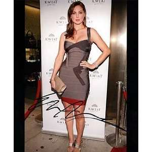 EVA AMURRI 8x10 Female Celebrity Photo Signed In Person