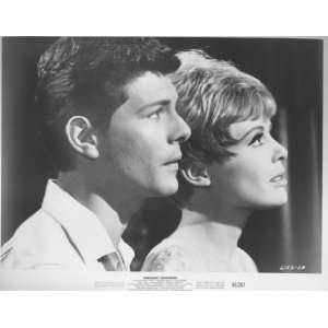 FRANKIE AVALON AND DEBORAH WALLEY IN SERGEANT DEADHEAD ORIGINAL 8X10