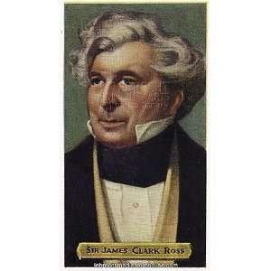 Framed Prints of Sir James Clark Ross from Lebrecht Music