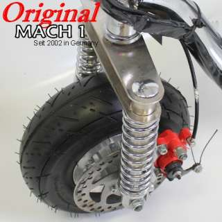 43cc MACH1 Lessence Scooter trotinette Pocket Bike