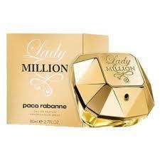 PERFUME ONE MILLION PACO RABANNE WOMAN   80ML  ORIGINAL