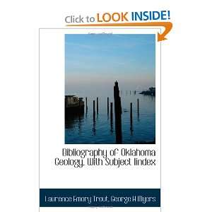 Iindex (9781116774245): Laurence Emory Trout, George H Myers: Books