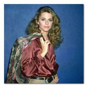 Lindsay Wagner Color Box Canvas Print Gallery Wrapped
