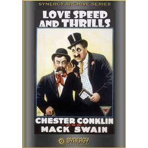 Thrills (1915): Keystone Cops, Mack Swain, Mack Sennett: Movies & TV
