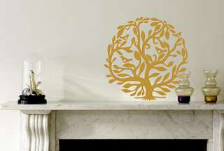 the tree of life wall sticker by frank & fearless