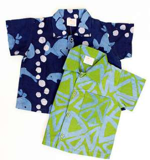 Bold and beautiful fairtrade shirts. Front pocket. 100% cotton.