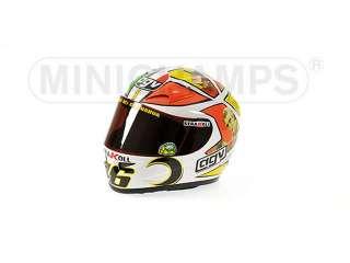 Minichamps AGV Helmet Valentino Rossi Mugello GP 06