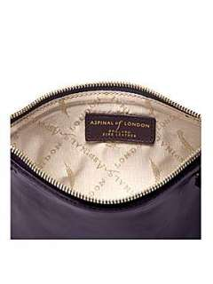 Aspinal of London Large flat cosmetic pouch