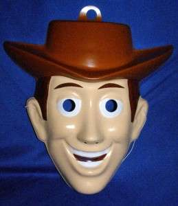 Sheriff Woody MASK  Toy Story  Gift for Kids