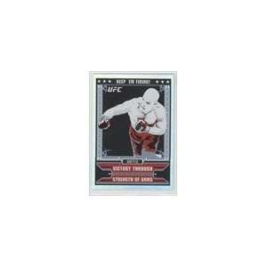 UFC Main Event Propaganda #MP10   Tito Ortiz Sports Collectibles