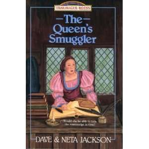 The Queens Smuggler William Tyndale (Trailblazer Books