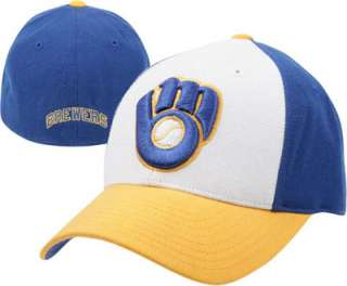 Milwaukee Brewers Low Profile Cooperstown Cap