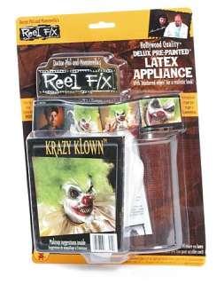 Reel F/X™ Crazy Clown Makeup Kit
