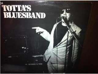 TOTTAS BLUESBAND, LP Tottas bluesband på Tradera. Blues  Vinyl