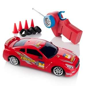 Propel RC Turbo Drift Radio Control Racer   Red at HSN