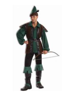 Classic Robin Hood  Cheap Renaissance Halloween Costume for Men