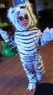 White Tiger Baby/Toddler Costume, 38183