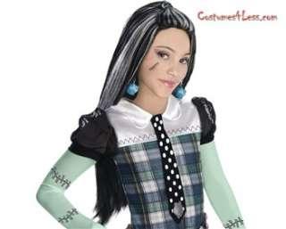 Monster High Frankie Stein Child Wig