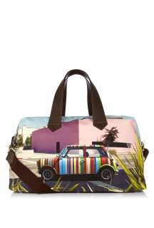 Paul Smith Accessories  Mini Cooper Los Angeles Overnight Bag by Paul