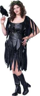 Adult Plus Size Evil Fairy Costume   Here comes the evil fairy god