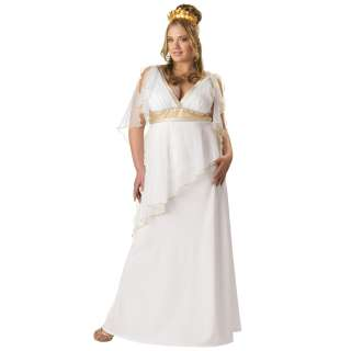 Greek Goddess Elite Collection Adult Plus Costume   Includes Full