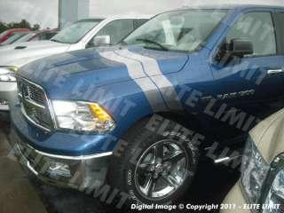 2012 Dodge Ram 1500 Truck Stripes Slash Decals Vinyl Stickers