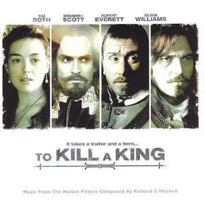 TO KILL A KING CD UK MCS 2003 Music